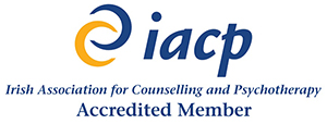 Fully Accredited Member of the Irish Association of Counselling and Psychotherapy