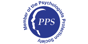Member of the Psychologists Protection Society